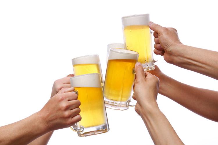 過度の飲酒