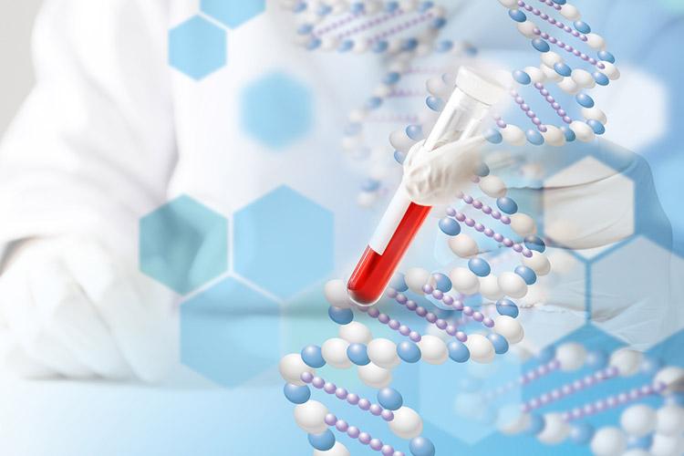 遺伝子の検査