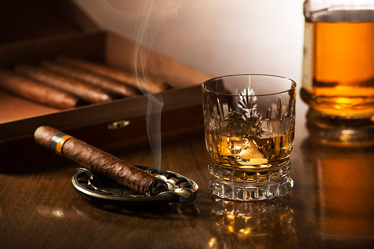 タバコと酒