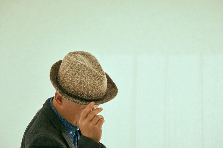 帽子の活用
