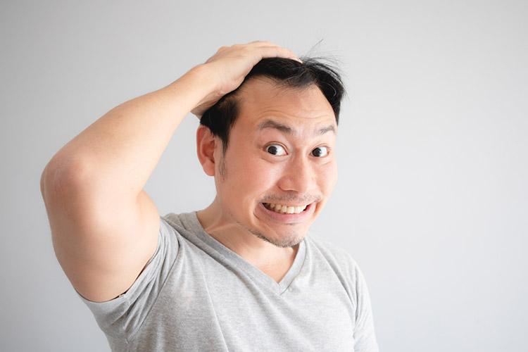 薄毛の悩みを解消