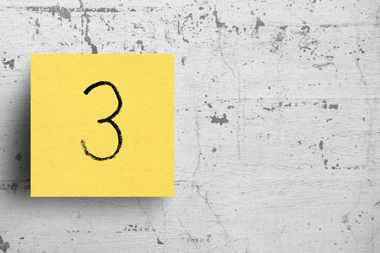 【始める前に】ヒゲの医療レーザー脱毛の3つのポイント