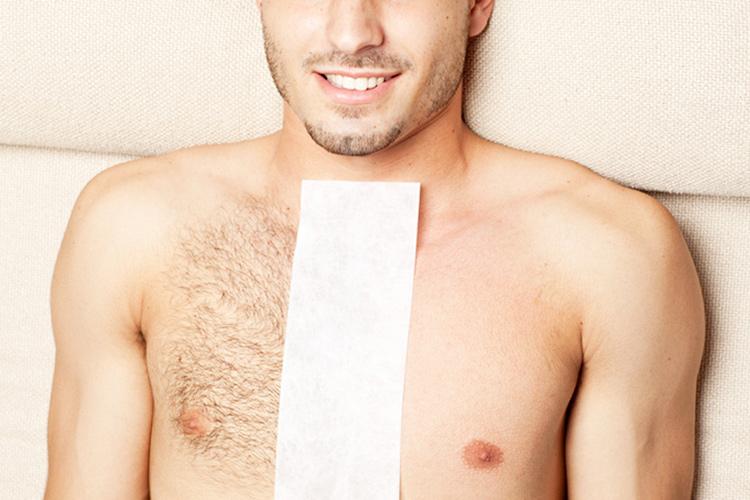 除毛が常識の時代に?ムダ毛を気にする男性が増加中