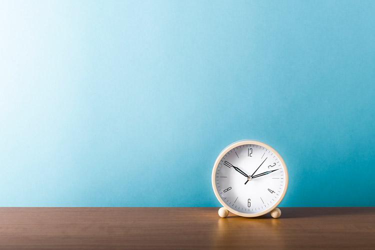どのくらい時間を空けたらいいの?前後12時間は必ず