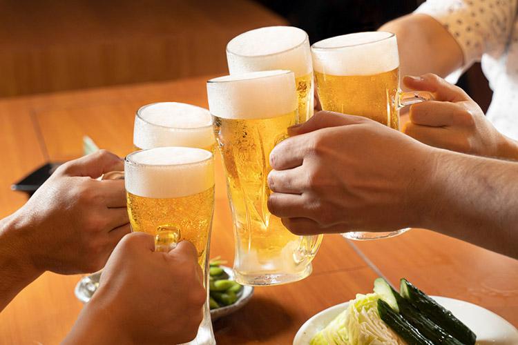 【必読】どうしても飲み会の予定がある場合は?